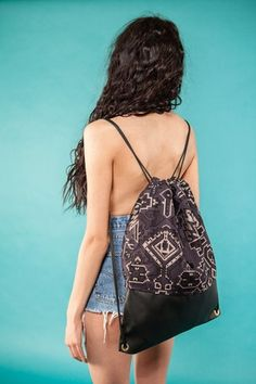 "Gym Bag ""Dark Aztek""  49 EUR"