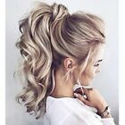 Hairstyles Wedding Ponytail Updo Best Ideas Source by Peinado Updo, Ponytail Updo, Ponytail Ideas, Updo Curls, Blonde Ponytail, Curled Hair Updo, Brunette Updo, Ponytail Wrap, Blonde Hairstyles