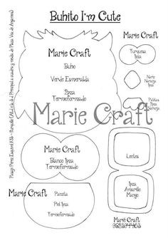 MOLDE NUM. 2 DE MARIE CRAFT