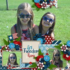 Independence+Day+2016 - Scrapbook.com