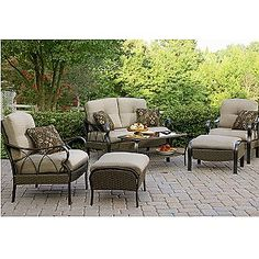 Country Living Grant Park Patio Furniture Pinterest