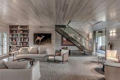 Chic-Au-Naturel-Desjardins-Bherer-Design-Quebec-04 Dream Decor, Decoration, Conference Room, Table, Furniture, Quebec, Living Rooms, Home Decor, Posh Houses