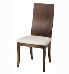 Modern High Back Dining Chair by Dinec