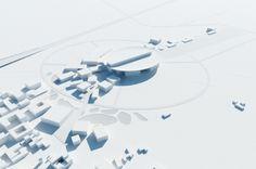 ESS Larsen COBE SLA Henning Larsen, Architecture, Gallery, Drawings, Design, Boards, Models, Image, Arquitetura
