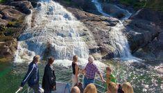 Åkrafjorden Oppleving Van Life, Day Trips, Norway, Mount Rushmore, Mountains, Book, Nature, Travel, Voyage