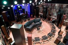 """The $6 Million Ultimate Home Theater - by Kipnis Studios. Where media is presented """"Like You Are There!""""     www.Kipnis-Studios.com"""