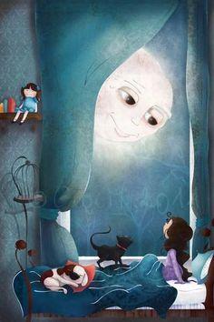 ليتني ذاك القمر الذي يستطيع مراقبتك من بعييد  .. اعدك انني ساجلس مكتوفة الايدي فقط اتامل محياك وشعرك المنسدل علي كتفيك وعيناك النائمتان وثفرك الباسم