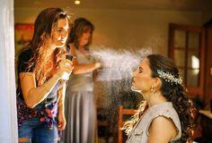 Maquillaje y Peinado por la Profesional de BeNovias Caro Quiroga #Novias #Peinados #Maquillaje #Matrimonio