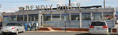 New Jersey Diners, The Bendix Diner @ Rte 17, Hasbrouck Heights, NJ 07604