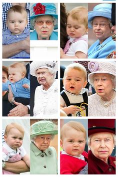 granny and george via tumblr