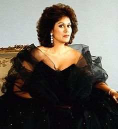 Kiri Te Kanawa - one of the opera soprano greats