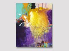 Original pintura abstracta arte moderno pinturas por ARTbyKirsten