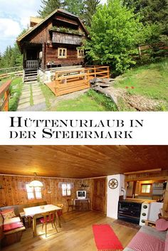 Free Time, Cabin, House Styles, Home Decor, Country Cottages, Double Room, Vacation Travel, Decoration Home, Time Out