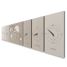 Time zone wall clock Cosmo