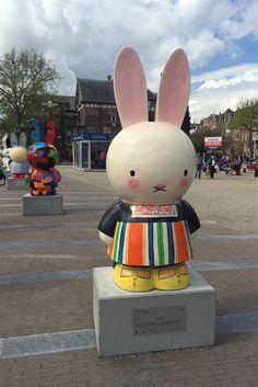 Nijntje, Art Parade, Utrecht.
