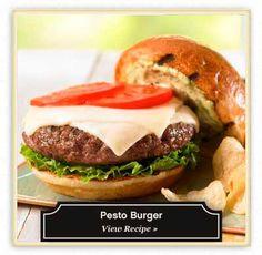Pesto Burgers | Land OLakes