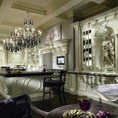 Clive Christian, convierta su hogar en un lujoso palacio    www.decorarunacasa.es