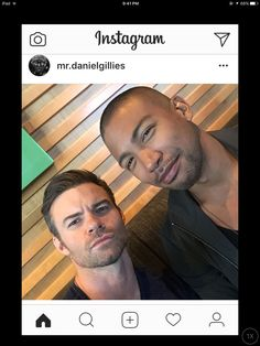 Daniel and Charles SDCC 7/21/2017