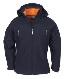 Womens La Femme Result Waterproof 3-in-1 Jacket Zip Up Coat Size S-2XL