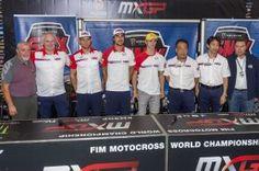 MX: Honda revela equipa para a SMX Riders Cup