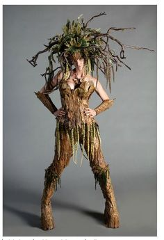 forest creature costume - Google Search