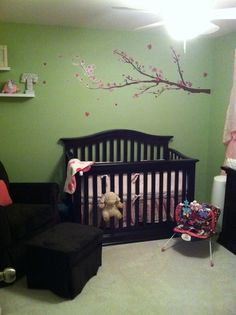 Our Nursery is FINALLY complete!