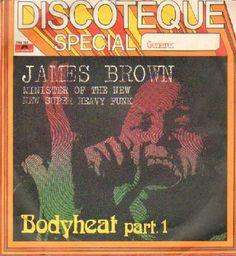 James Brown - Bodyheat (Vinyl) at Discogs