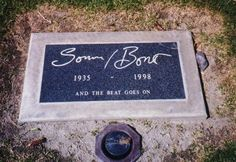Sonny Bono-- Desert Memorial Park, Cathedral City, CA