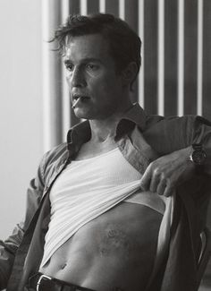 Spent a heck of a long time not liking Matthew McConaughey until I saw True Detective. Never knew he had such range. Wow.