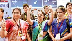 Proud of our scientists ISRO