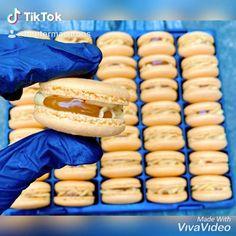 Salted Caramel Macaron, Food Vans, Party Events, High Tea, Afternoon Tea, Hot Dog Buns, Macarons, Babyshower, Foodies