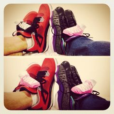 More Sneakerhead gender reveal! We used Jordan and socks to tell our story. Air Max Sneakers, Sneakers Nike, Jordans Girls, Black Boys, Gender Reveal, Pink Girl, Cloths, Nike Air Max, Socks
