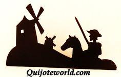 Cuadros artesanales quijote para la decoración: Mesa y Portafotos - Quijoteworld, ideas para decorar