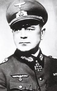 General der Kavallerie Rudolf Koch-Erpach (9 April 1886 – 28 November 1971) Knight's Cross of the Iron Cross on 24 June 1940 as Generalleutnant and commander of 8 Infanterie-Division
