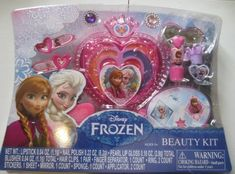Disney Frozen Beauty Kit by Disney * Find out more about the great makeup products at the image link.
