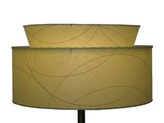 XL Atomic 2-Tier Lampshades - Custom Fiberglass Lampshades