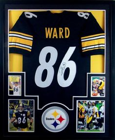 Hines Ward Framed Jersey Signed JSA COA Autographed Pittsburgh Steelers Mister Mancave http://www.amazon.com/dp/B00KROYR8U/ref=cm_sw_r_pi_dp_Ql.swb1QKKMGH