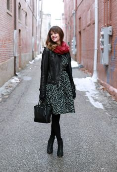 What I Wore | Connect the Dots, Jessica Quirk, whatiwore.tumblr.com, #fashionblog