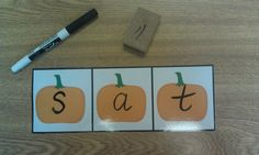 JD's Rockin' Readers: Pumpkin Sound Boxes FREEBIE