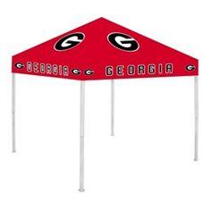 Georgia Bulldogs UGA Outdoor Tailgate Canopy Tent  #Ultimate Tailgate #Fanatics