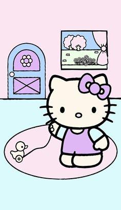 Hello varlden kitty