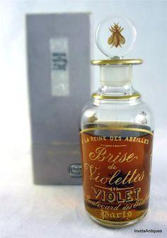 baccarat vintage perfume bottles - Google Search