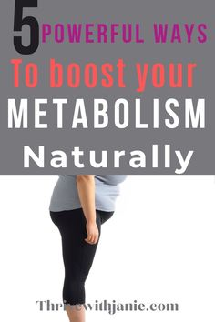 Do you struggle to lose weight? If you have tried diets, and still cant lose weight, check into your mtabolism and reasons that can slow it down causing weight lose to be difficult Try these 5 was to boost your metabolsim naturally. Lose Weight Naturally, Ways To Lose Weight, Weight Gain, Weight Loss, Speed Up Metabolism, Boost Your Metabolism, Healthy Mind And Body, Senior Fitness, Natural Lifestyle