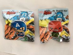 Funko Marvel Collector Corps Pint Size Heroes RED SKULL and CAPTAIN AMERICA Mini    eBay