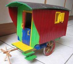 how to: caravan-- definitely not those colors
