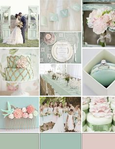 Mint Green And Grey Wedding Theme African - green wedding inspirations Grey Wedding Theme, Pink And Gold Wedding, Wedding Color Schemes, Wedding Blog, Wedding Colors, Wedding Ideas, Trendy Wedding, Aqua Wedding, Colour Schemes