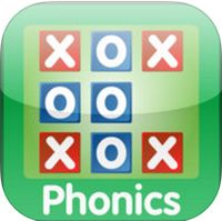 Good Free App of the Day: Phonics Tic-Tac-Toe (phonics learning in a fun format from Lakeshore Learning!) http://www.smartappsforkids.com/2013/12/good-free-app-of-the-day-phonics-tic-tac-toe-.html
