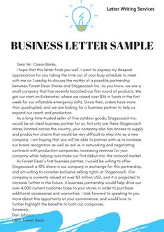 Letter transmittal for proposal sample personal example microsoft need a good business letter sample to help you with your writing check this one spiritdancerdesigns Gallery