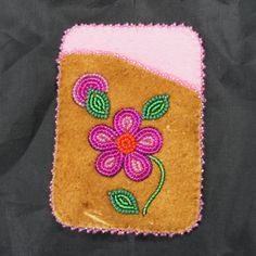 metis flower beading - Google Search