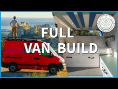be8a29d331b8a7 How to build a Camper Van   Studio - DIY conversion (Step by step)